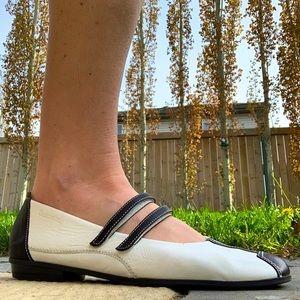 Softwaves Mary Jane Slip-On Shoes